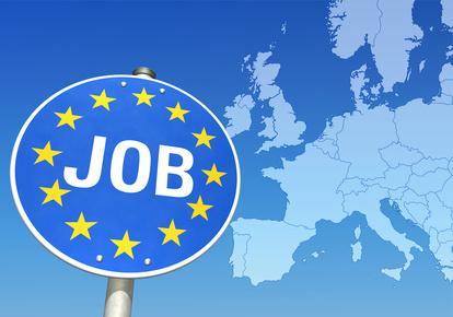 Job, Arbeit, Europa,